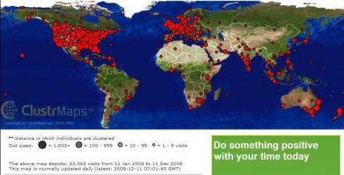 gatepost-cluster-map