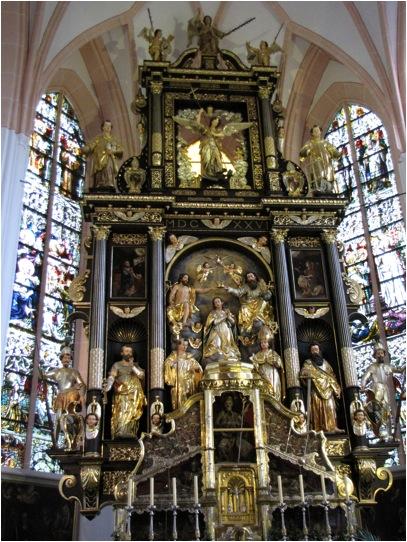 SOM altar pic