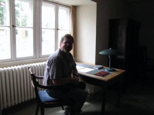 Bonhoeffer's chair