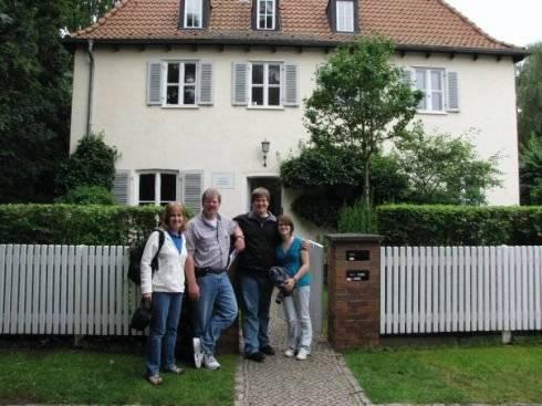 Bonhoeffer's home