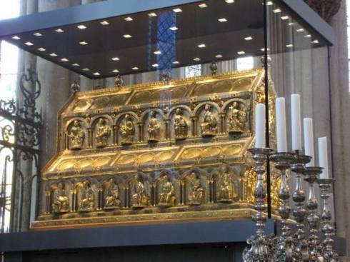 Cologne Wise Men Relic