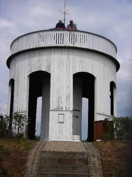 Herrnhut prayer tower