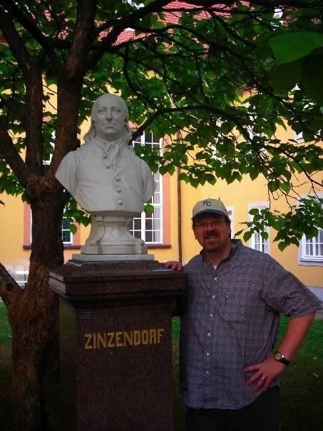 Me and zinzendorf