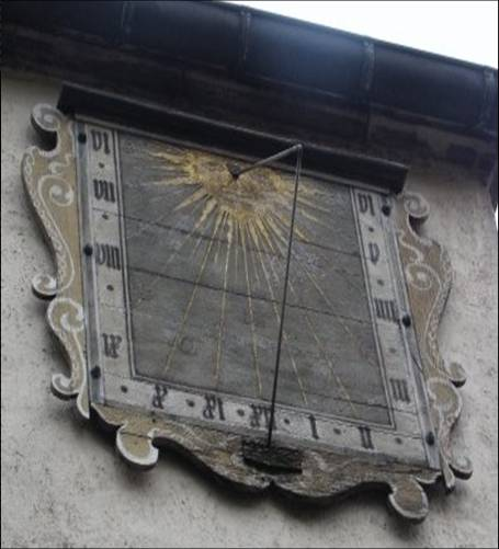 Wittenberg sun dail 1