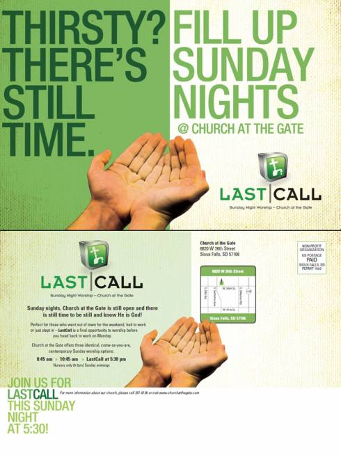 LastCall CATG
