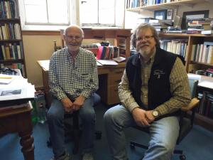 Stanley Hauerwas and Steve Hickey